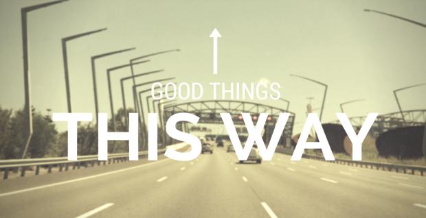 good things this way - initforlove