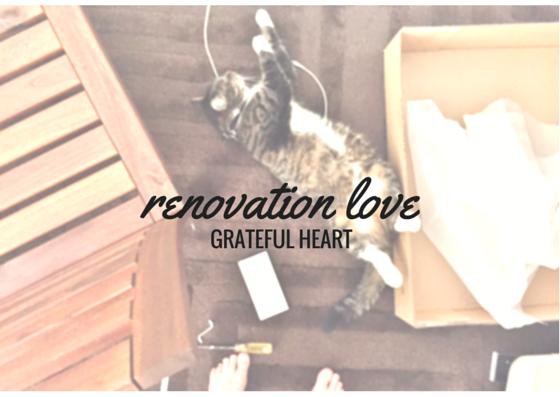 initforlove - renovation love, grateful heart