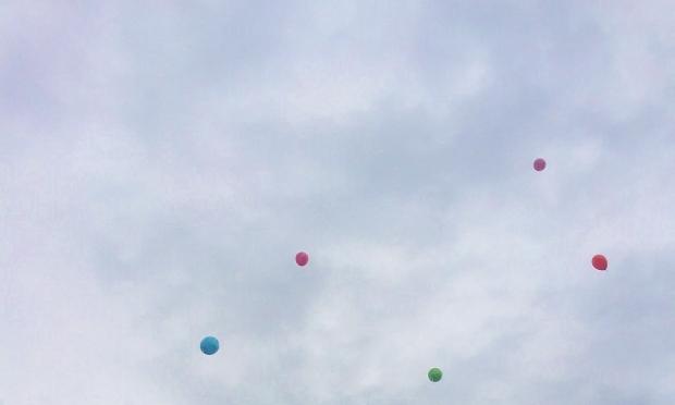 balloons - initforlove
