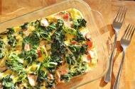 Kale Breakfast Bake