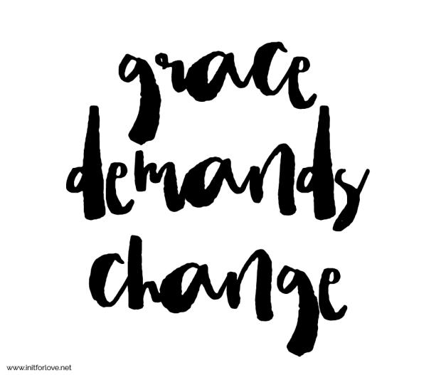 grace demands change2